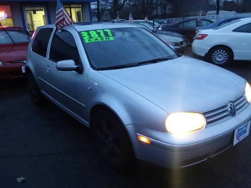 2001 Volkswagen GTI for sale at Klein on Vine in Cincinnati OH