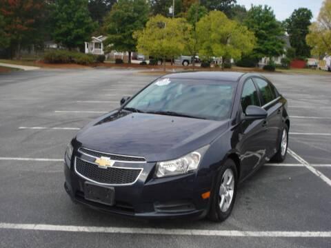 2014 Chevrolet Cruze for sale at Uniworld Auto Sales LLC. in Greensboro NC