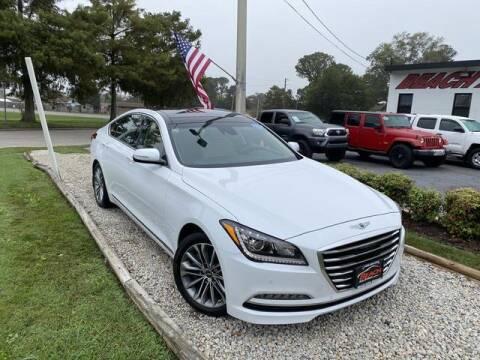 2017 Genesis G80 for sale at Beach Auto Brokers in Norfolk VA