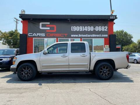 2009 GMC Canyon for sale at Cars Direct in Ontario CA