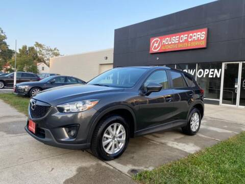 2014 Mazda CX-5 for sale at HOUSE OF CARS CT in Meriden CT