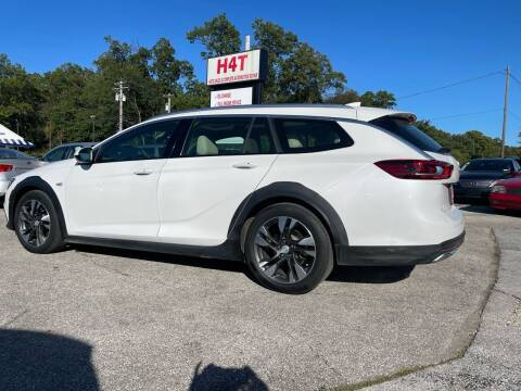 2019 Buick Regal TourX for sale at H4T Auto in Toledo OH