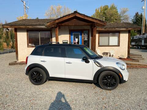 2011 MINI Cooper Countryman for sale at Sawtooth Auto Sales in Hailey ID