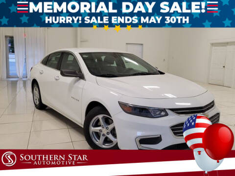 2016 Chevrolet Malibu for sale at Southern Star Automotive, Inc. in Duluth GA