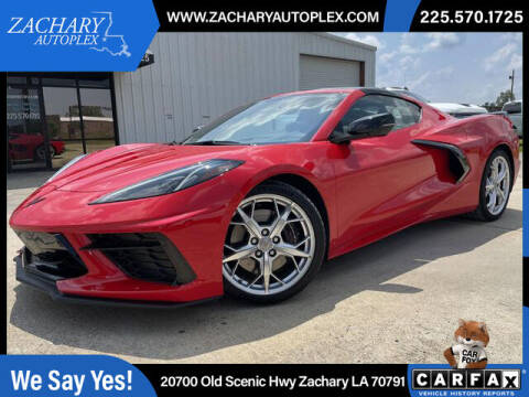 2020 Chevrolet Corvette for sale at Auto Group South in Natchez MS