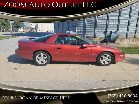 1997 Chevrolet Camaro for sale at Zoom Auto Outlet LLC in Thorntown IN