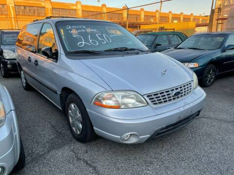 2003 Ford Windstar for sale at Dennis Public Garage in Newark NJ