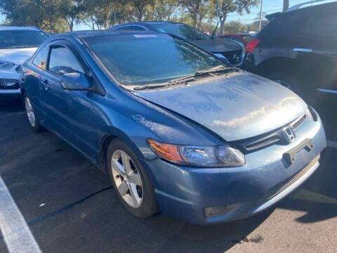 2007 Honda Civic for sale at JacksonvilleMotorMall.com in Jacksonville FL
