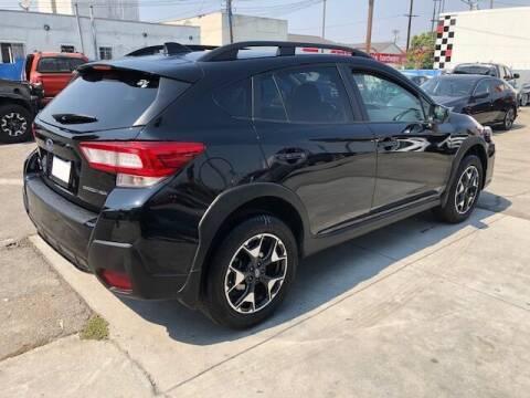 2019 Subaru Crosstrek for sale at Ivys Motorsport in Los Angeles CA