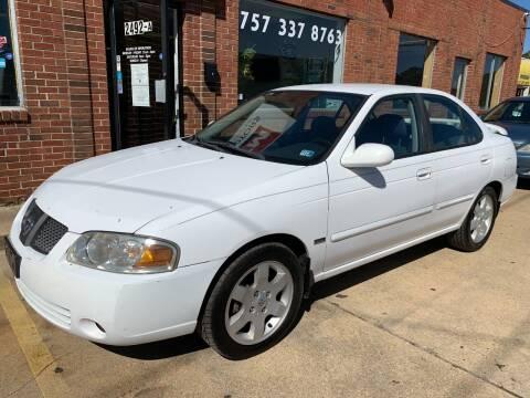 2005 Nissan Sentra for sale at Top Motors LLC in Portsmouth VA