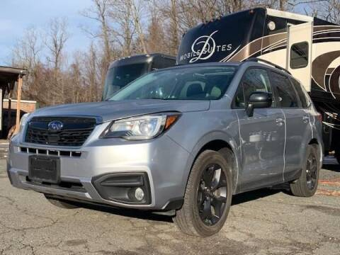 2018 Subaru Forester for sale at Worthington Air Automotive Inc in Williamsburg MA