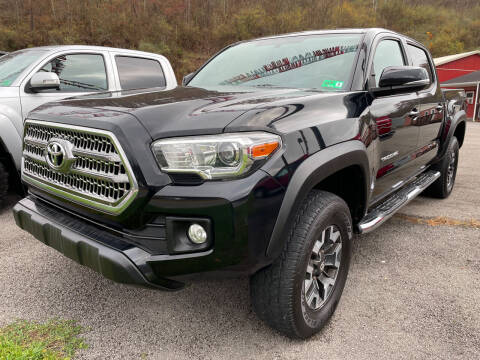 2017 Toyota Tacoma for sale at Turner's Inc in Weston WV