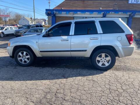 2008 Jeep Grand Cherokee for sale at Duke Automotive Group in Cincinnati OH