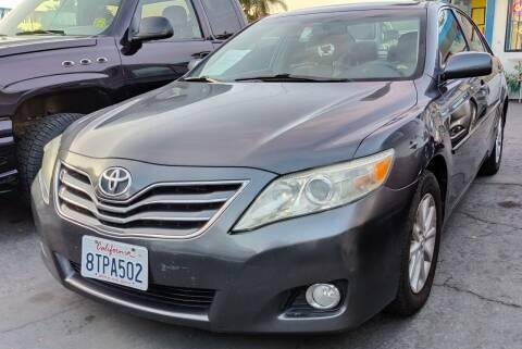 2011 Toyota Camry for sale at Apollo Auto El Monte in El Monte CA
