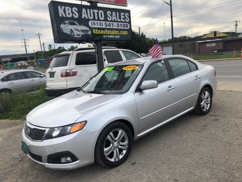 2009 Kia Optima for sale at KBS Auto Sales in Cincinnati OH