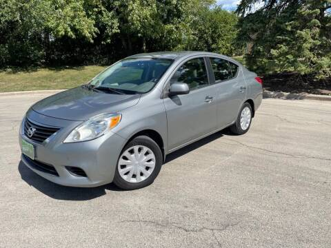 2012 Nissan Versa for sale at 5K Autos LLC in Roselle IL