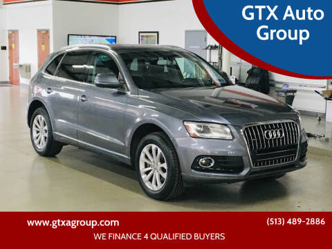 2013 Audi Q5 for sale at GTX Auto Group in West Chester OH