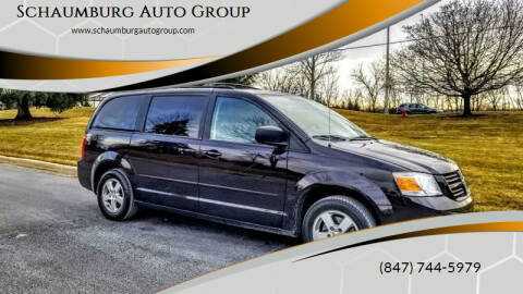 2010 Dodge Grand Caravan for sale at Schaumburg Auto Group in Schaumburg IL