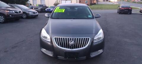 2011 Buick Regal for sale at ABC Auto Sales and Service in New Castle DE