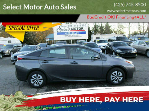 2018 Toyota Prius for sale at Select Motor Auto Sales in Lynnwood WA