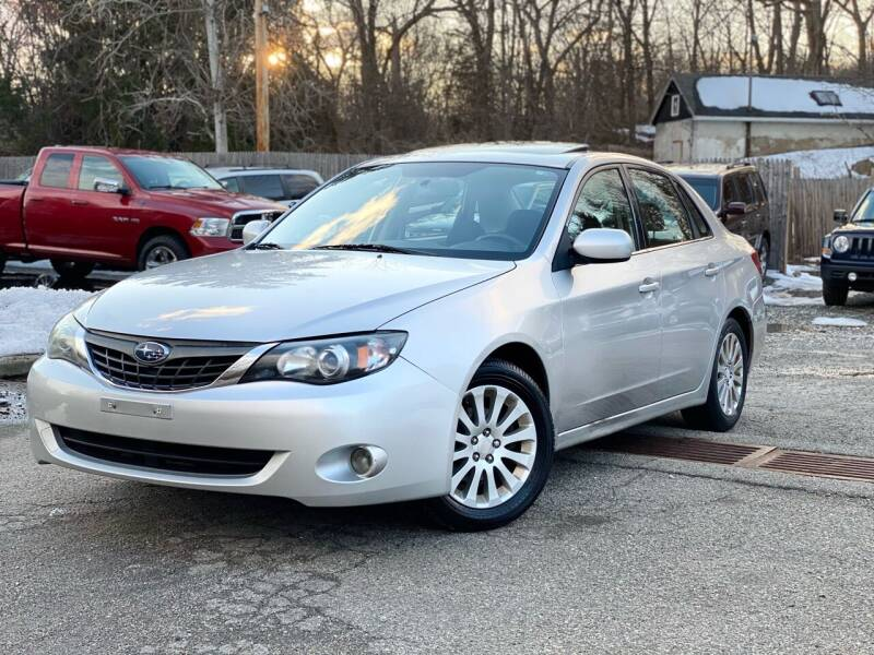 2009 Subaru Impreza for sale at AMA Auto Sales LLC in Ringwood NJ