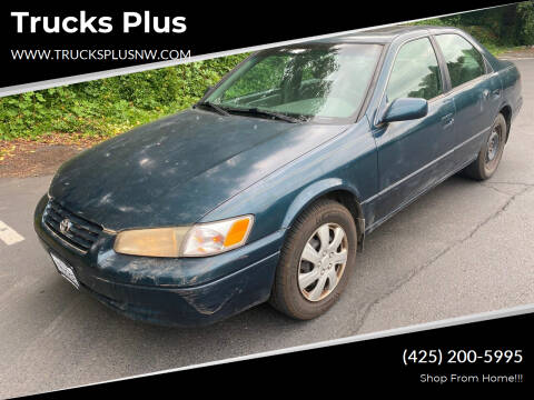 1998 Toyota Camry for sale at Trucks Plus in Seattle WA