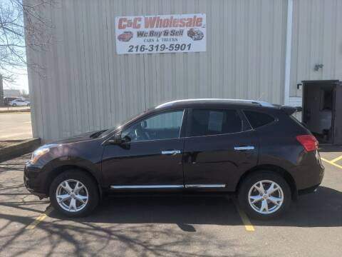 2011 Nissan Rogue for sale at C & C Wholesale in Cleveland OH