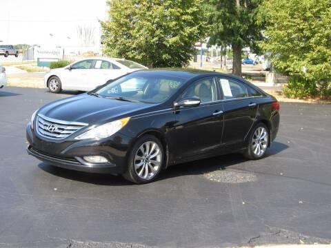 2013 Hyundai Sonata for sale at Rochelle Motor Sales INC in Rochelle IL