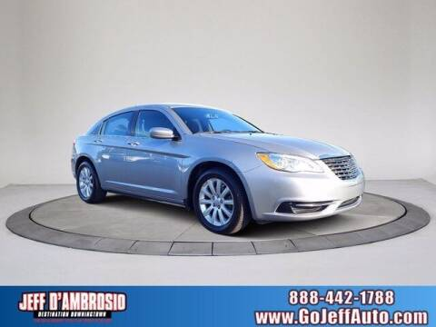 2013 Chrysler 200 for sale at Jeff D'Ambrosio Auto Group in Downingtown PA