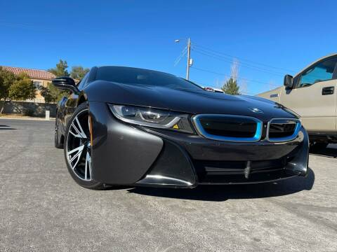 2016 BMW i8 for sale at Boktor Motors in Las Vegas NV
