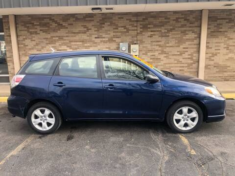 2005 Toyota Matrix for sale at Arandas Auto Sales in Milwaukee WI