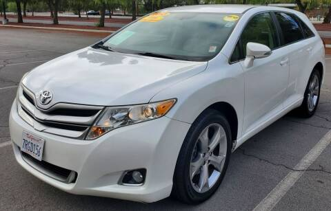 2013 Toyota Venza for sale at ALL CREDIT AUTO SALES in San Jose CA