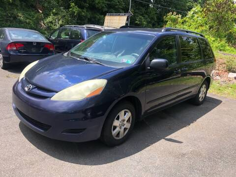 2006 Toyota Sienna for sale at 22nd ST Motors in Quakertown PA