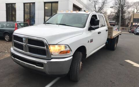 2012 RAM Ram Chassis 3500 for sale at European Motors in West Hartford CT