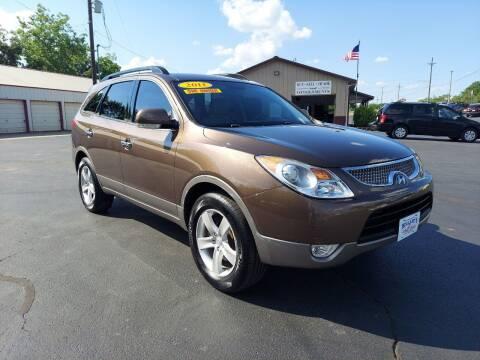 2011 Hyundai Veracruz for sale at Holland's Auto Sales in Harrisonville MO