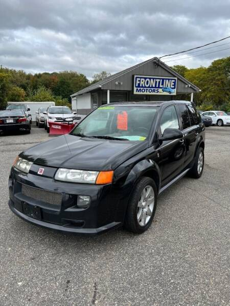 2004 Saturn Vue for sale at Frontline Motors Inc in Chicopee MA