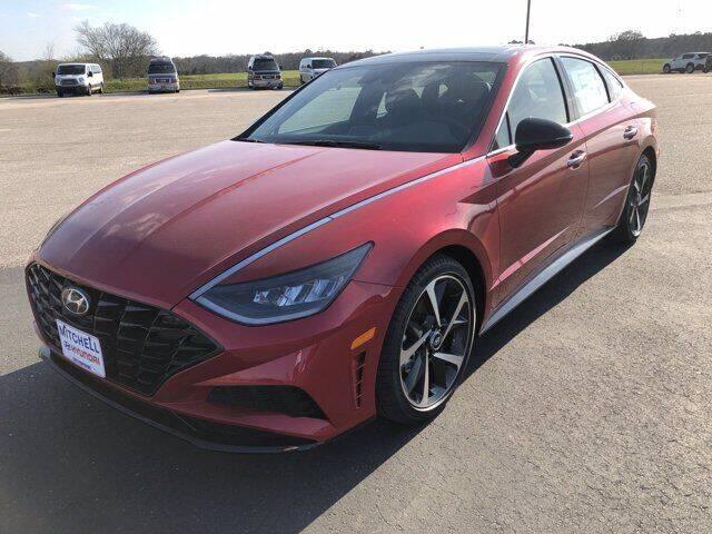 2021 Hyundai Sonata for sale in Enterprise, AL