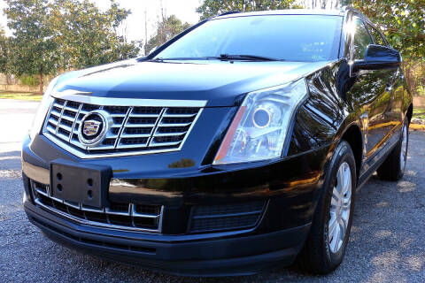 2016 Cadillac SRX for sale at Prime Auto Sales LLC in Virginia Beach VA