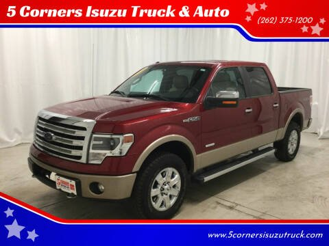 2013 Ford F-150 for sale at 5 Corners Isuzu Truck & Auto in Cedarburg WI