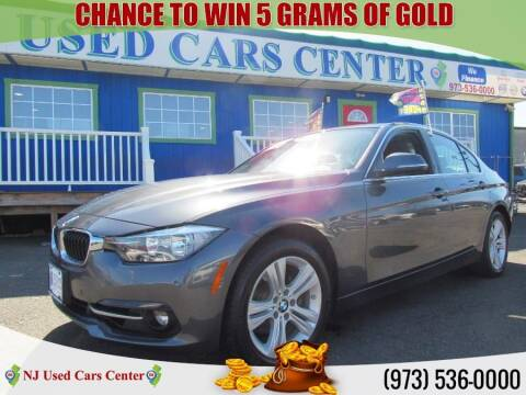 2017 BMW 3 Series for sale at New Jersey Used Cars Center in Irvington NJ
