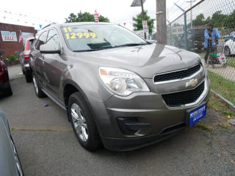 2011 Chevrolet Equinox for sale at MICHAEL ANTHONY AUTO SALES in Plainfield NJ