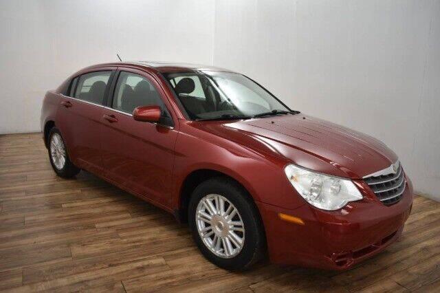 2008 Chrysler Sebring for sale at Paris Motors Inc in Grand Rapids MI