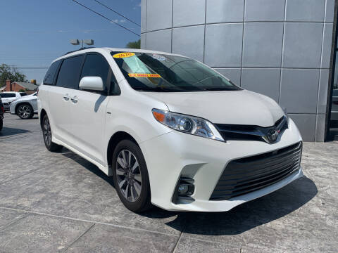 2020 Toyota Sienna for sale at Berge Auto in Orem UT