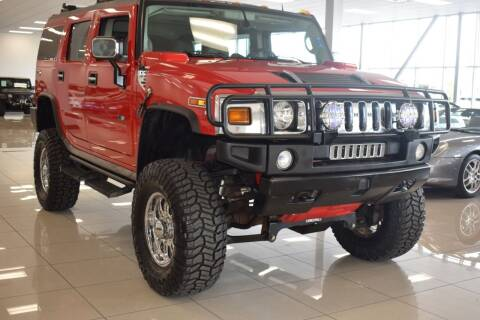 2004 HUMMER H2 for sale at Legend Auto in Sacramento CA
