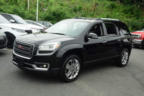 2017 GMC Acadia Limited for sale at Automall Collection in Peabody MA