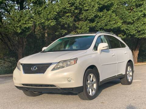 2011 Lexus RX 350 for sale at GR Motor Company in Garner NC
