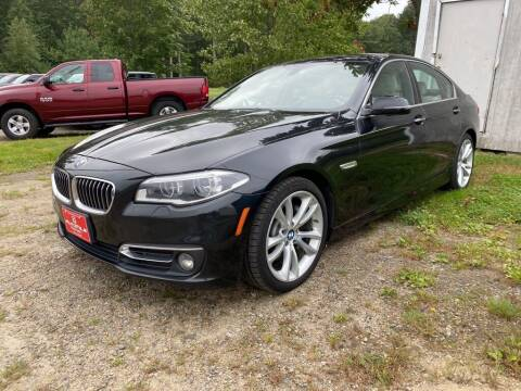 2014 BMW 5 Series for sale at AutoMile Motors in Saco ME