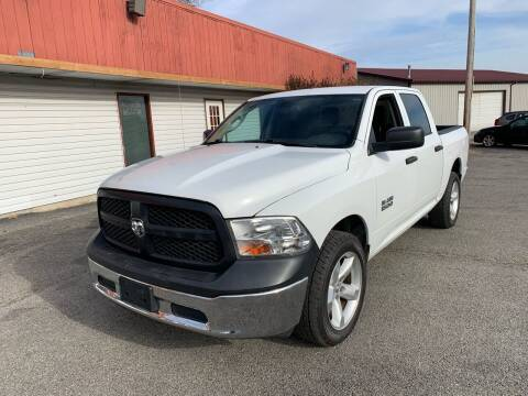 2013 RAM Ram Pickup 1500 for sale at Best Buy Auto Sales in Murphysboro IL