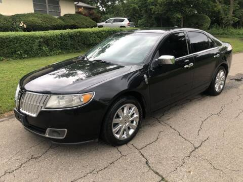 2012 Lincoln MKZ for sale at Urban Motors llc. in Columbus OH