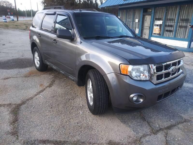 2012 Ford Escape for sale at Magwood Auto Dealers LLC in Jonesboro GA